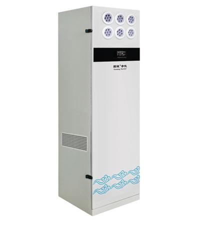 Cabinet type fresh air blower